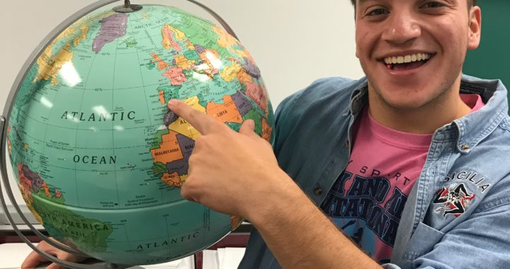 IHS students spend their summers traveling abroad