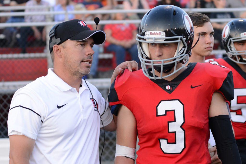 IHS football catches a new head coach