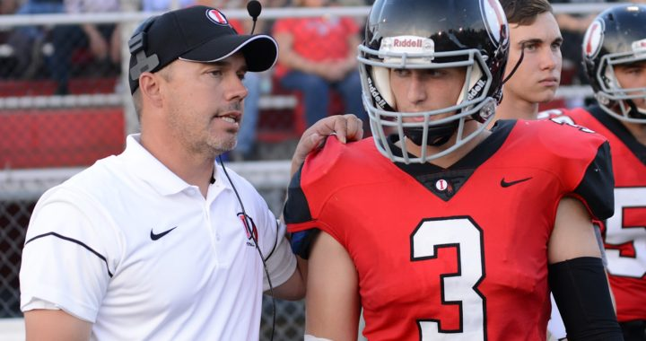IHS football catches a new head coach