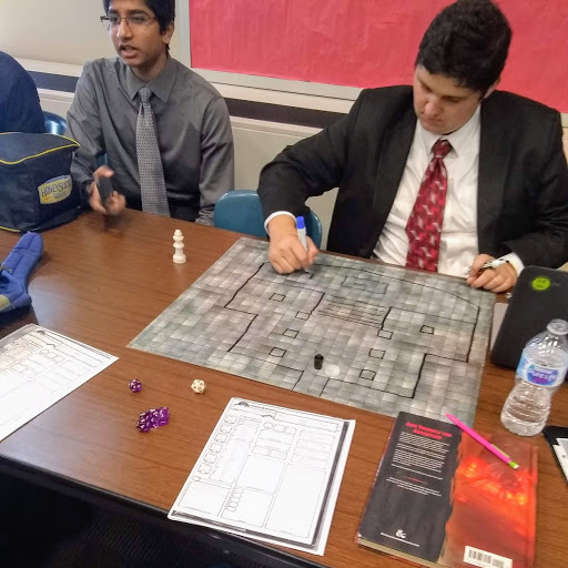 Dungeons and Dragons makes a comeback at IHS
