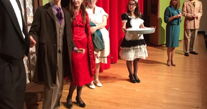 Get a Clue! Come see the fall play!