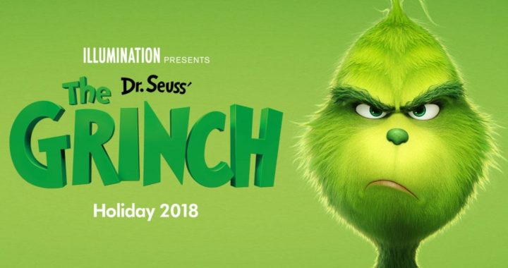 Grinch reboot hits theaters for the holidays
