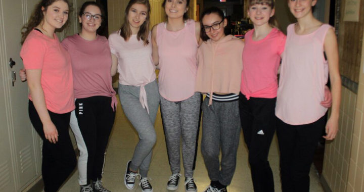 DWHaS students dance for a cause