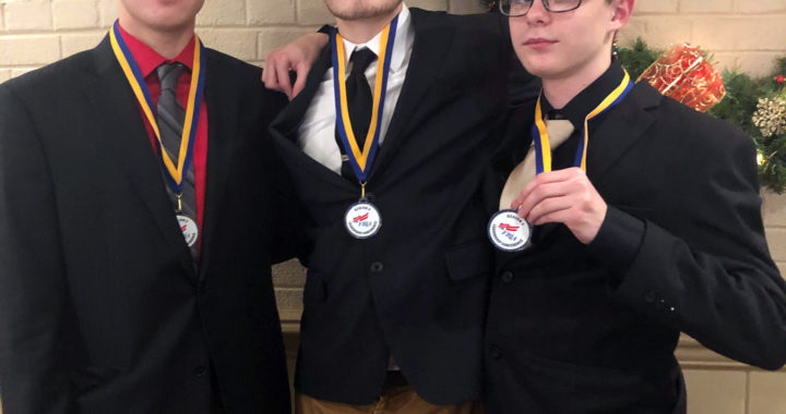 FBLA students qualify for the State Leadership Conference