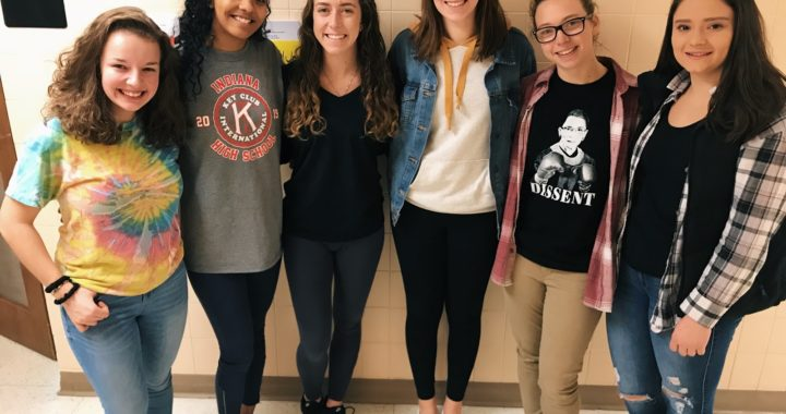 History in the making : IHS' female leaders