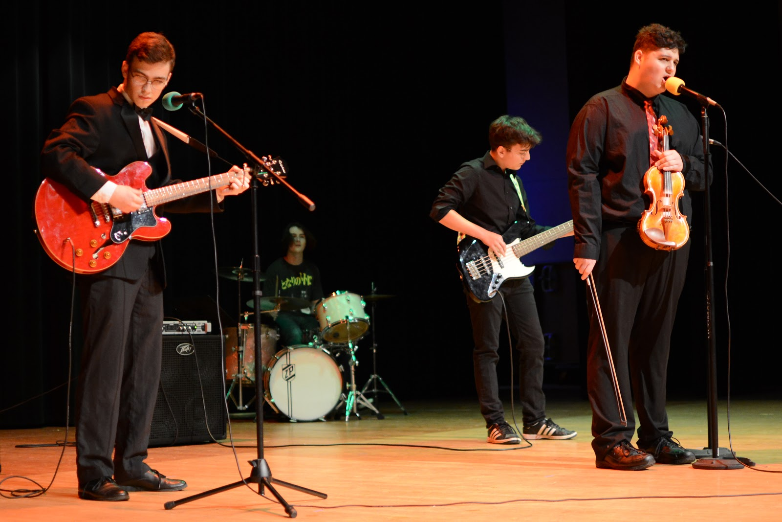 Students show off talents at annual Variety Show