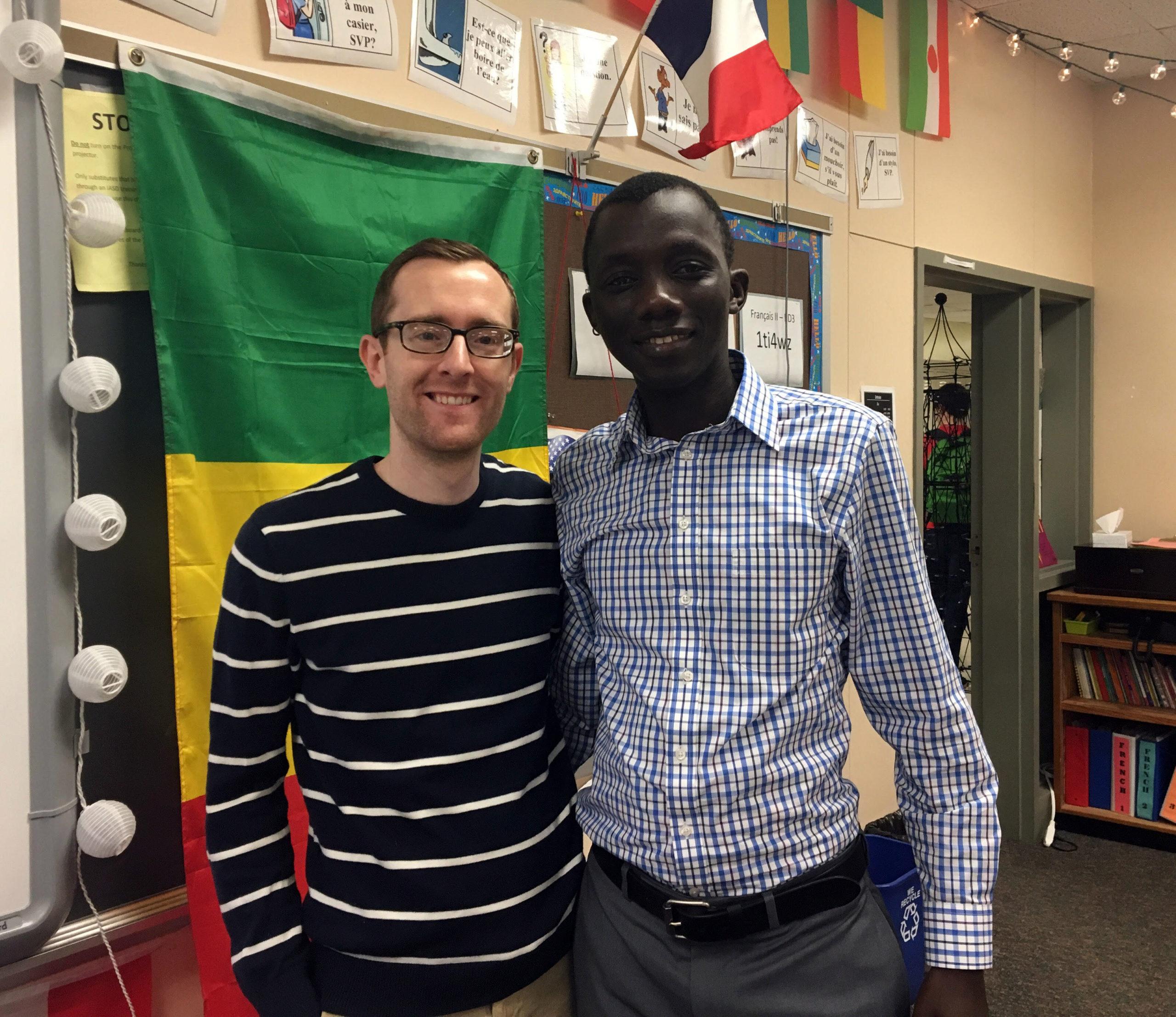 IHS welcomes international scholars