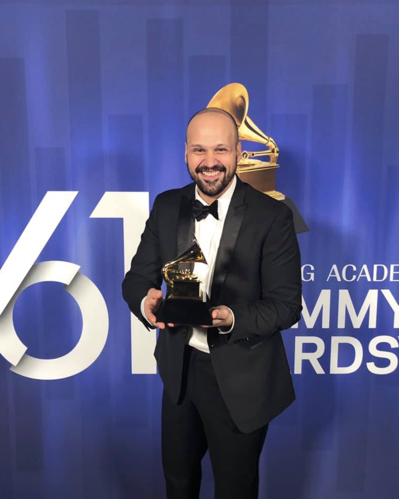 IHS Alumni, Ed Parks, sings his way to a Grammy