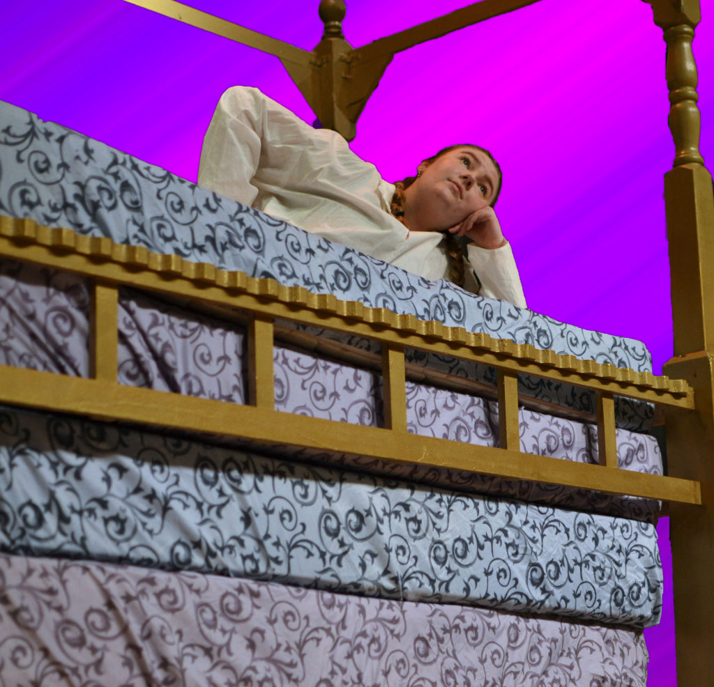 Once Upon a Mattress to open this weekend at Indiana Senior High