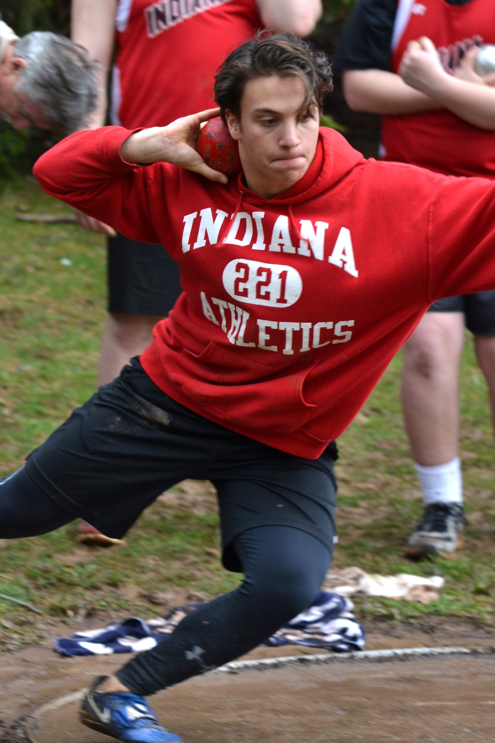 IHS Track & Field team gets a running start to the Spring season