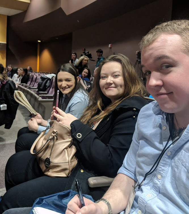 Hannah Steele places 4th at PA State Journalism competition