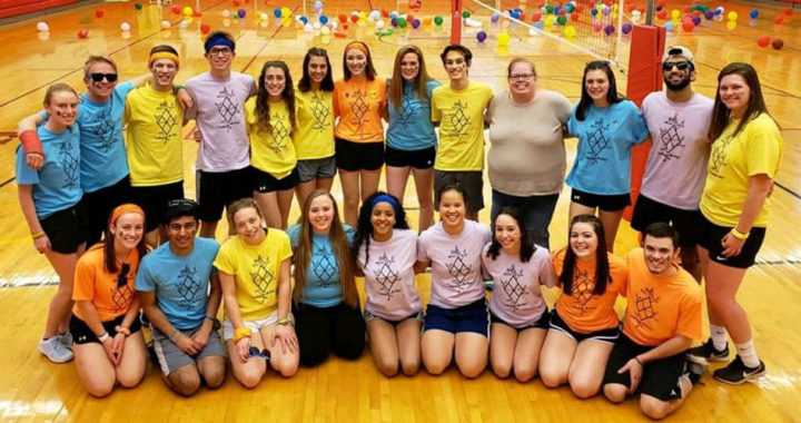 IHS Mini-THON takes a stand against pediatric cancer