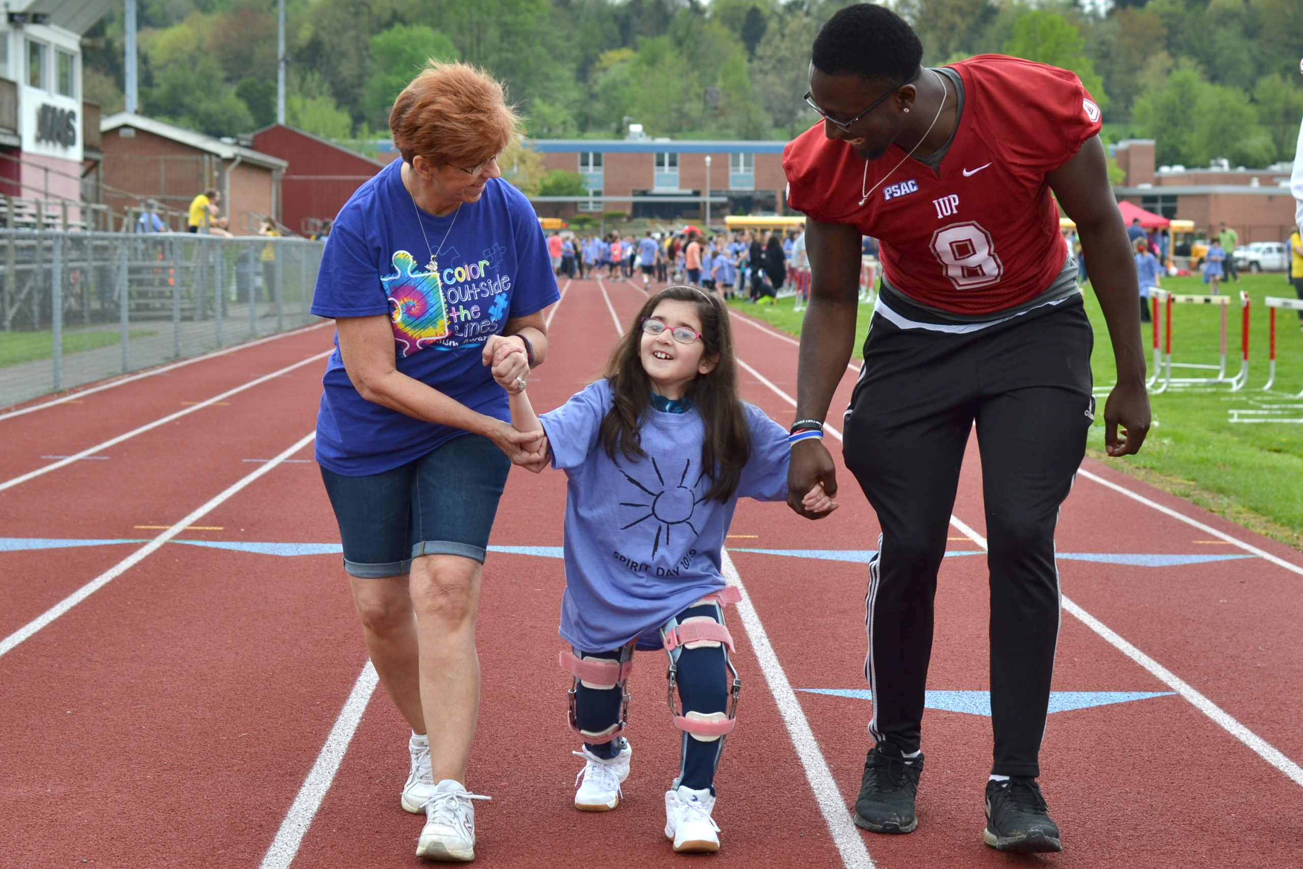 Spirit Day sparks joy for a wide array of IHS students