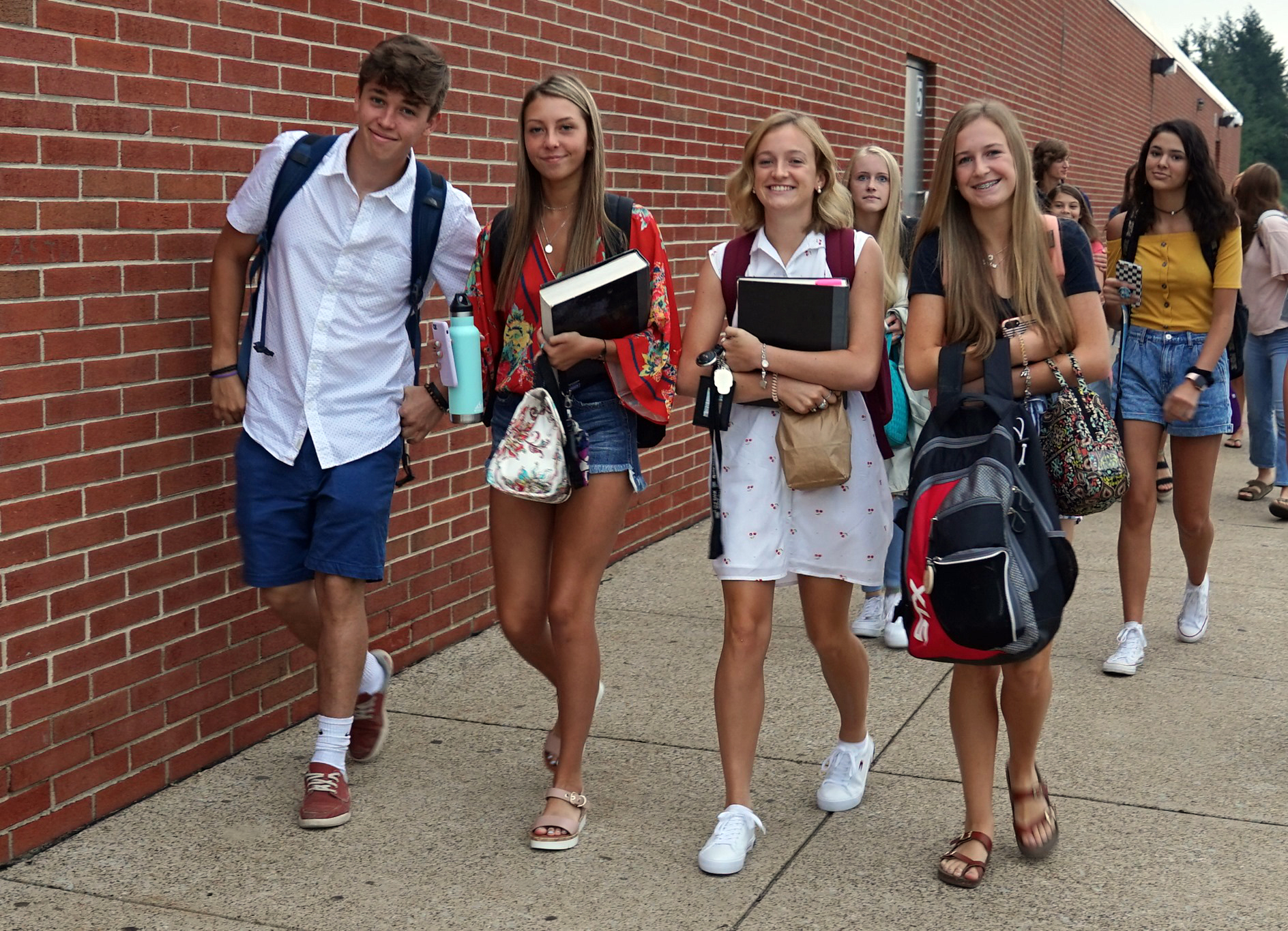 Welcome back IHS!