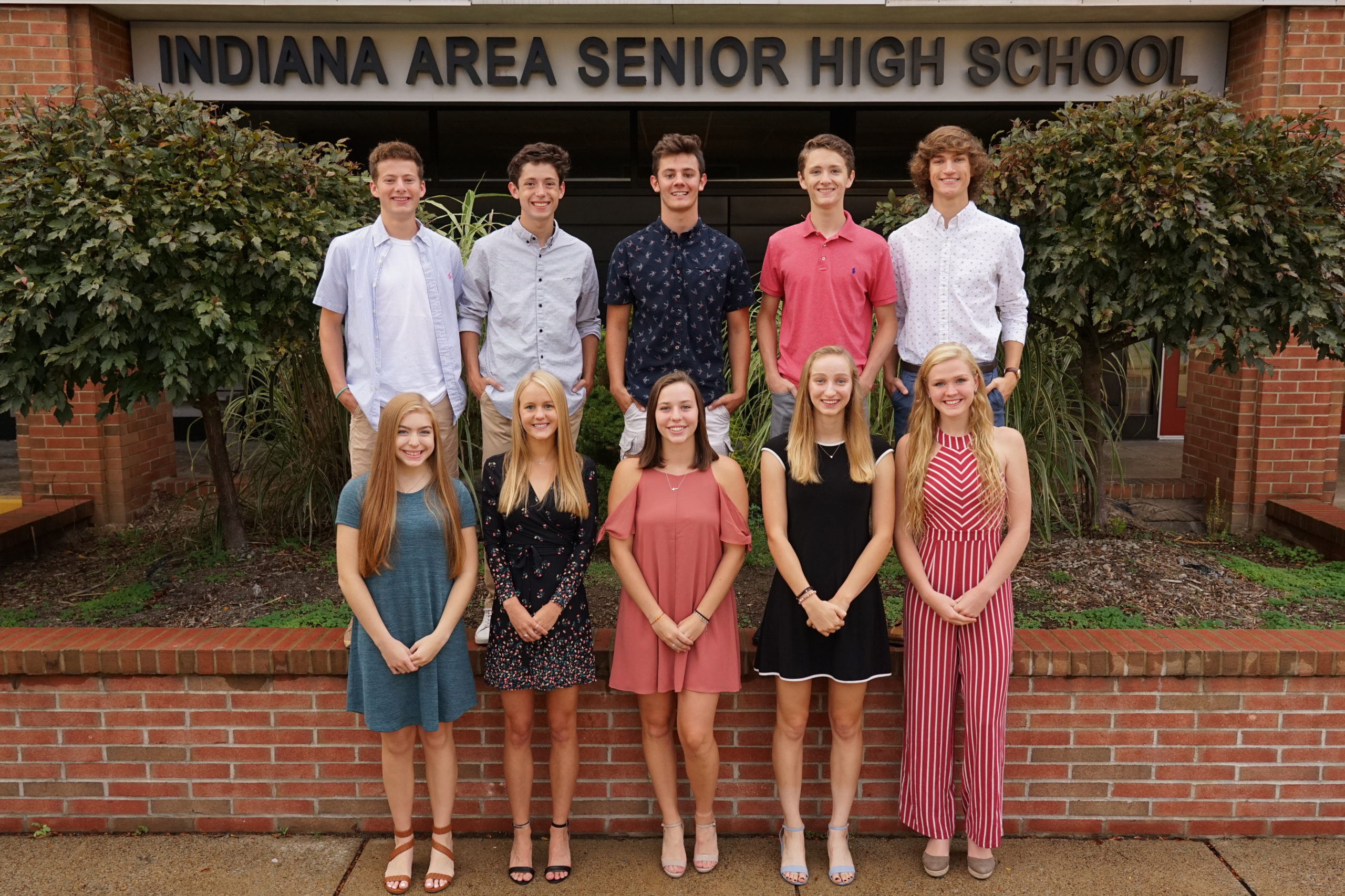 Teen Royalty: IHS announces 2019 Homecoming Court