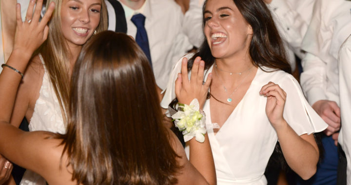 Students dance the night away at Celestial Wonder Homecoming Dance