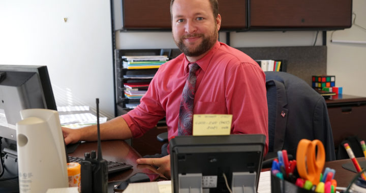 New assistant principal offers a unique perspective to IHS