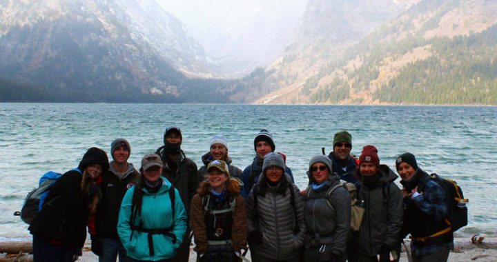 STEM students travel to Jackson, Wyoming