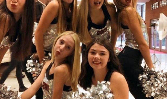 Dance Team kicks off the season