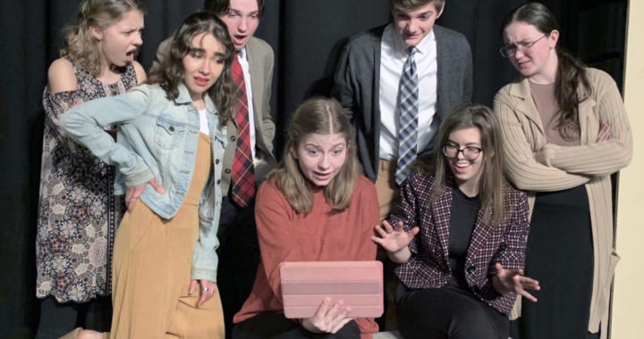 IHS TO PERFORM WINTER PLAY THIS WEEKEND!
