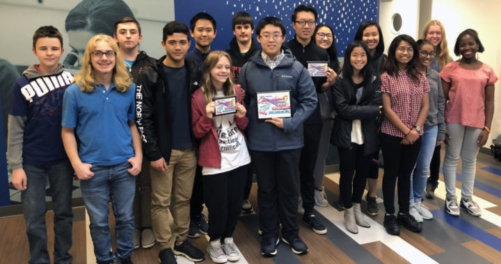 IHS MATH TEAM ADDING UP TO A SUCCESSFUL SEASON