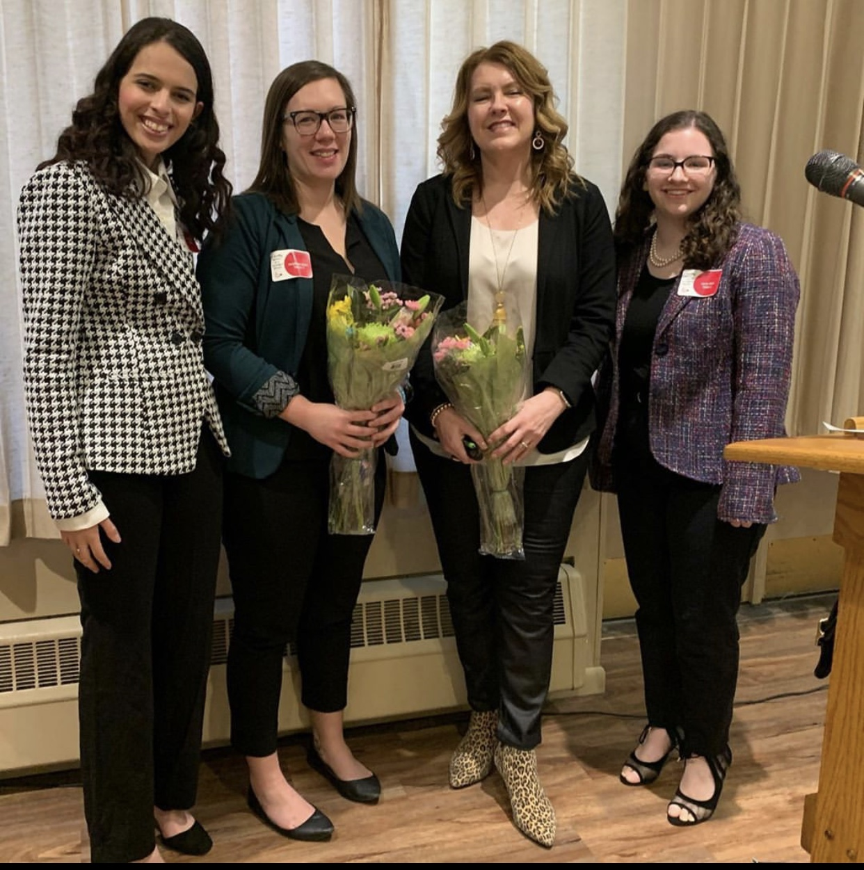 IHS ATHENA club hosts annual luncheon