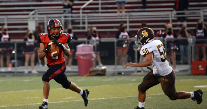 IHS football kicks strongly into the season