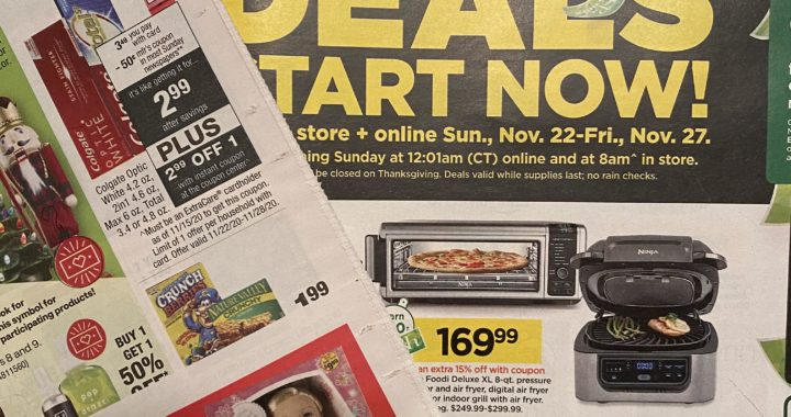 Black Friday: hot deals on clothing, electronics, and COVID