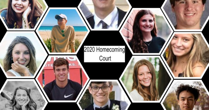 Pandemic Royalty: IHS announces annual Homecoming Court