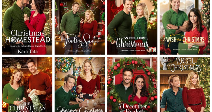 Hallmark Christmas movies: not just for middle-aged moms
