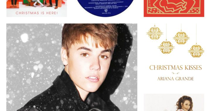 The top ten current Christmas/holiday songs amidst IHS