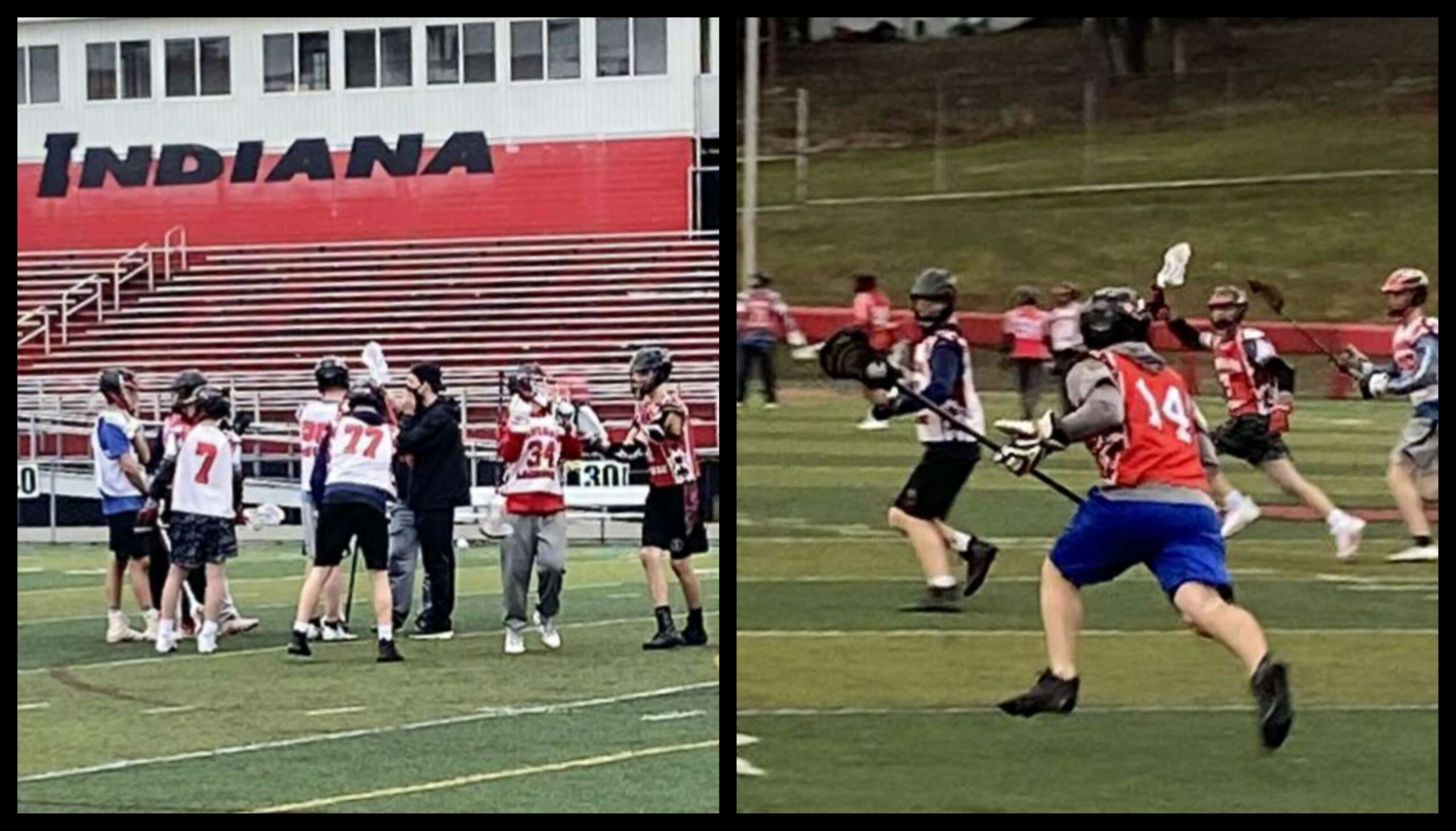 Boy's lacrosse team charges into a new season