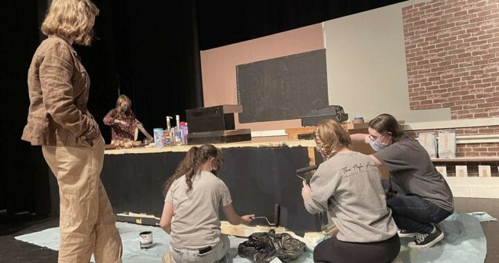 Common Ground, a masked and distanced spring play
